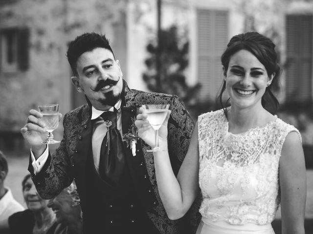 Il matrimonio di Paolo e Marta a Ubiale Clanezzo, Bergamo 78