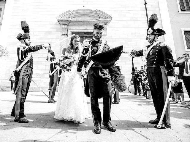 Il matrimonio di Federico e Emina a Livorno, Livorno 16