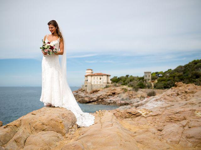 Il matrimonio di Federico e Emina a Livorno, Livorno 19