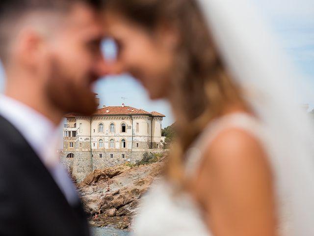 Il matrimonio di Federico e Emina a Livorno, Livorno 20