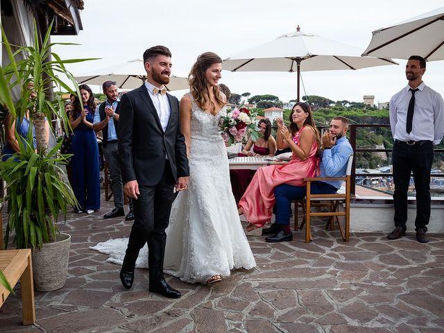 Il matrimonio di Federico e Emina a Livorno, Livorno 27