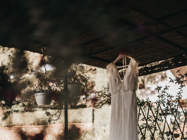 Il matrimonio di Lorenzo e Chiara a Barberino Val d'Elsa, Firenze 4