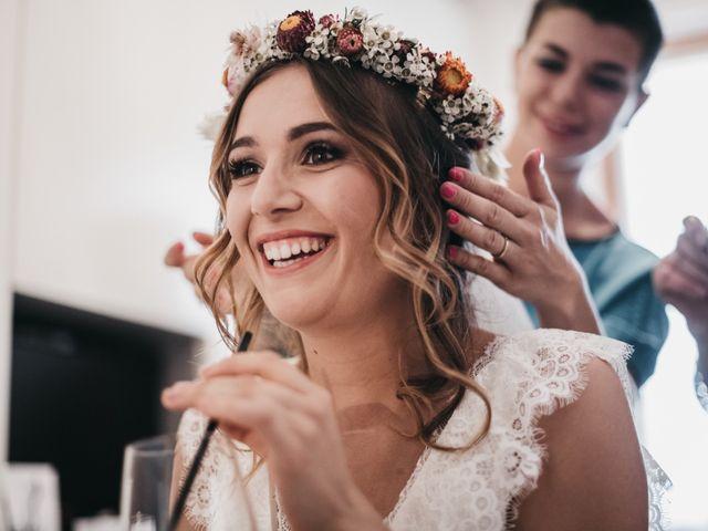 Il matrimonio di Lorenzo e Chiara a Barberino Val d'Elsa, Firenze 18