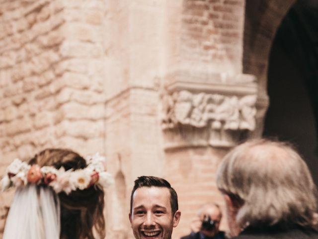 Il matrimonio di Lorenzo e Chiara a Barberino Val d'Elsa, Firenze 23