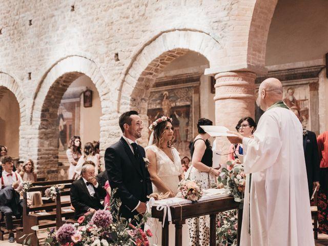 Il matrimonio di Lorenzo e Chiara a Barberino Val d'Elsa, Firenze 24