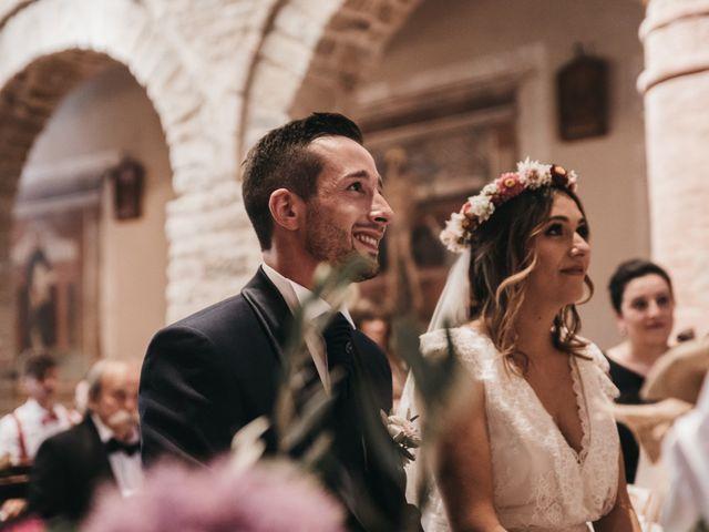 Il matrimonio di Lorenzo e Chiara a Barberino Val d'Elsa, Firenze 26