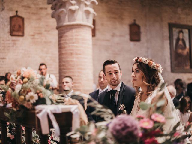 Il matrimonio di Lorenzo e Chiara a Barberino Val d'Elsa, Firenze 27