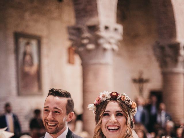 Il matrimonio di Lorenzo e Chiara a Barberino Val d'Elsa, Firenze 29