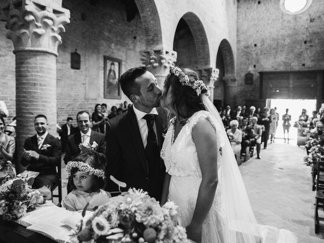 Il matrimonio di Lorenzo e Chiara a Barberino Val d'Elsa, Firenze 31