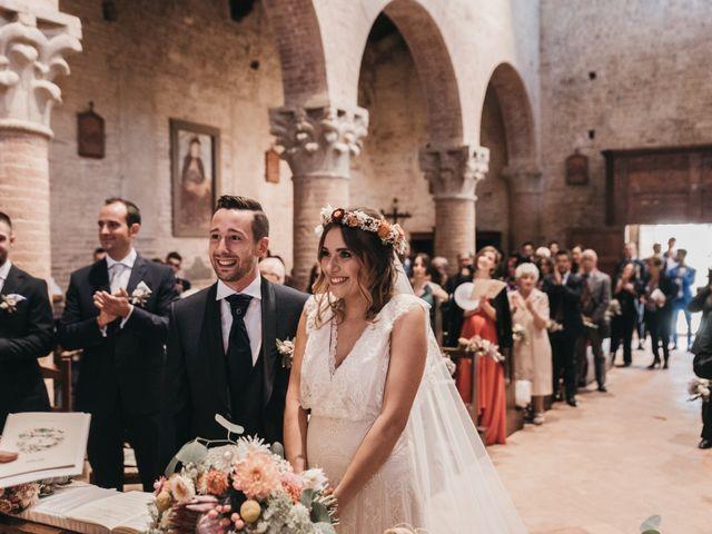Il matrimonio di Lorenzo e Chiara a Barberino Val d'Elsa, Firenze 33