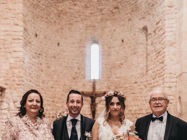 Il matrimonio di Lorenzo e Chiara a Barberino Val d'Elsa, Firenze 34