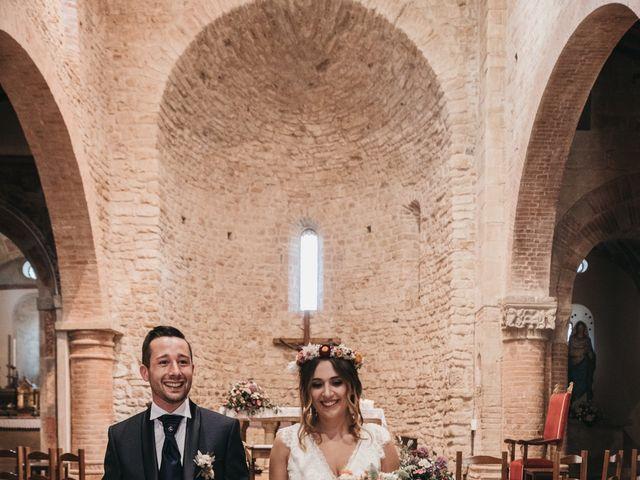Il matrimonio di Lorenzo e Chiara a Barberino Val d'Elsa, Firenze 36