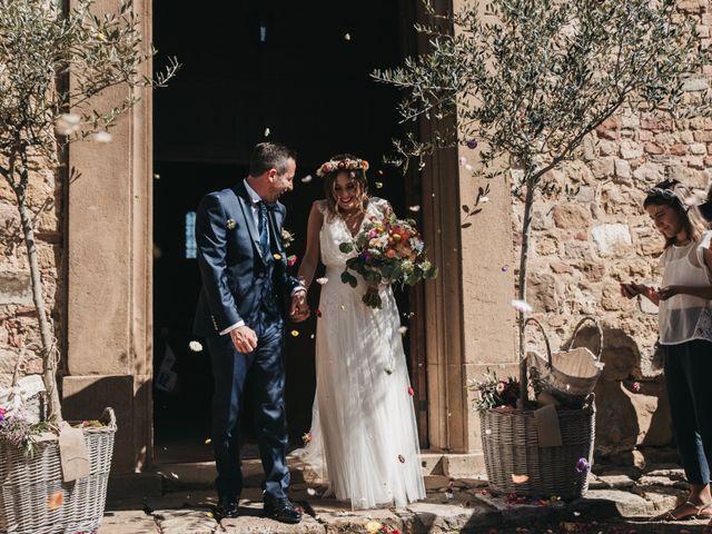 Il matrimonio di Lorenzo e Chiara a Barberino Val d'Elsa, Firenze 37