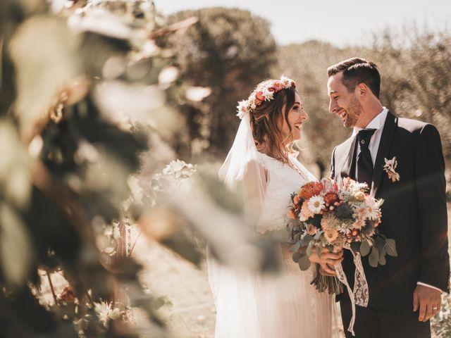 Il matrimonio di Lorenzo e Chiara a Barberino Val d'Elsa, Firenze 44