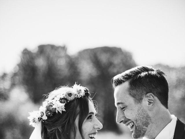 Il matrimonio di Lorenzo e Chiara a Barberino Val d'Elsa, Firenze 45