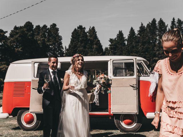 Il matrimonio di Lorenzo e Chiara a Barberino Val d'Elsa, Firenze 49