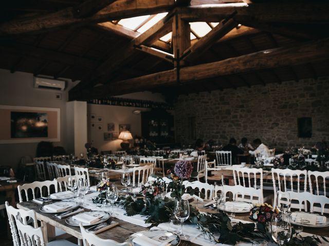 Il matrimonio di Lorenzo e Chiara a Barberino Val d'Elsa, Firenze 52