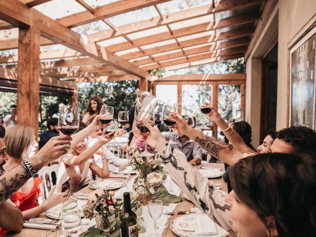Il matrimonio di Lorenzo e Chiara a Barberino Val d'Elsa, Firenze 56