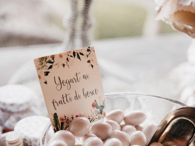 Il matrimonio di Lorenzo e Chiara a Barberino Val d'Elsa, Firenze 58
