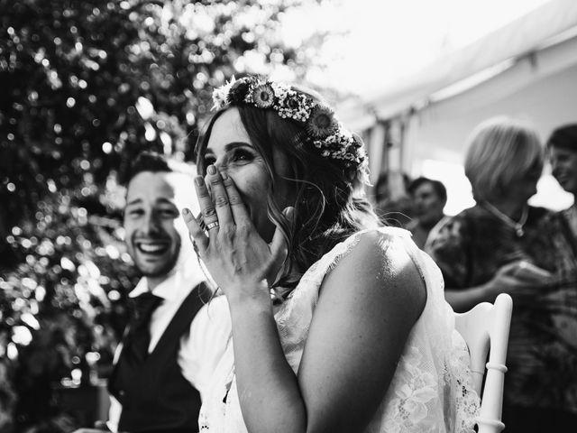 Il matrimonio di Lorenzo e Chiara a Barberino Val d'Elsa, Firenze 62