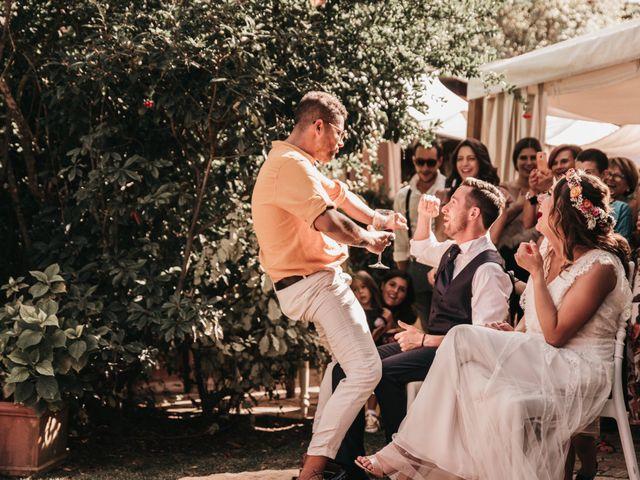 Il matrimonio di Lorenzo e Chiara a Barberino Val d'Elsa, Firenze 63