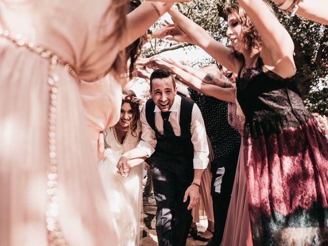 Il matrimonio di Lorenzo e Chiara a Barberino Val d'Elsa, Firenze 65