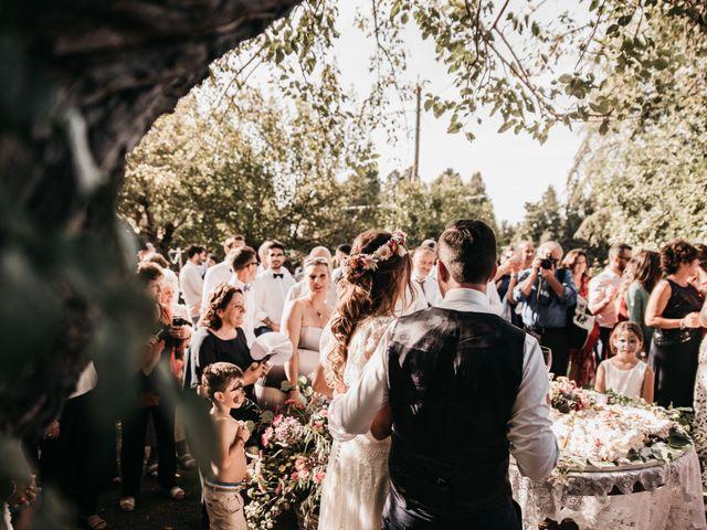 Il matrimonio di Lorenzo e Chiara a Barberino Val d'Elsa, Firenze 77