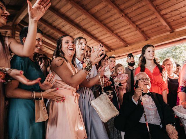 Il matrimonio di Lorenzo e Chiara a Barberino Val d'Elsa, Firenze 79