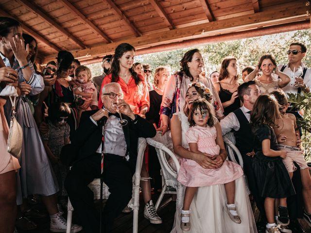 Il matrimonio di Lorenzo e Chiara a Barberino Val d'Elsa, Firenze 80
