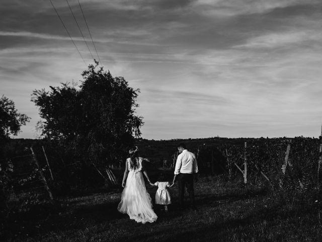 Il matrimonio di Lorenzo e Chiara a Barberino Val d'Elsa, Firenze 83