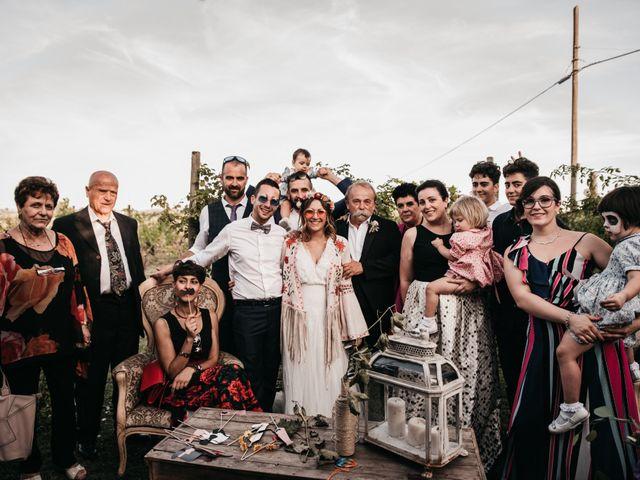 Il matrimonio di Lorenzo e Chiara a Barberino Val d'Elsa, Firenze 85