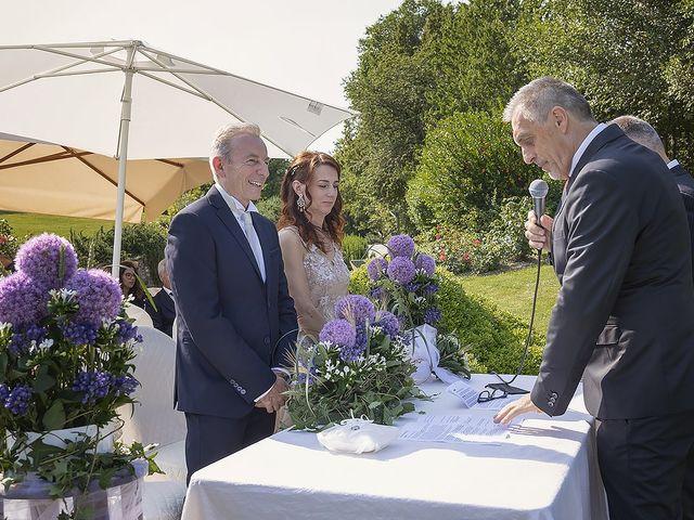 Il matrimonio di Dario e Cinzia a Iseo, Brescia 13