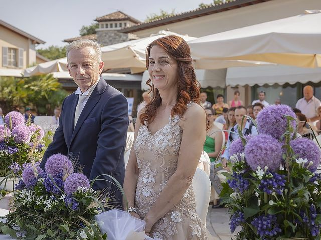 Il matrimonio di Dario e Cinzia a Iseo, Brescia 15
