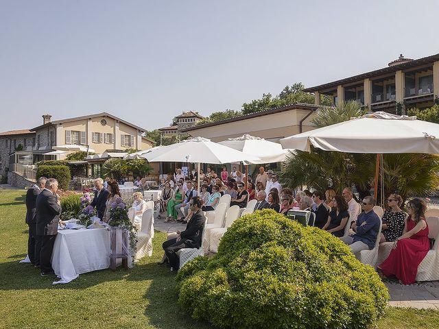 Il matrimonio di Dario e Cinzia a Iseo, Brescia 17