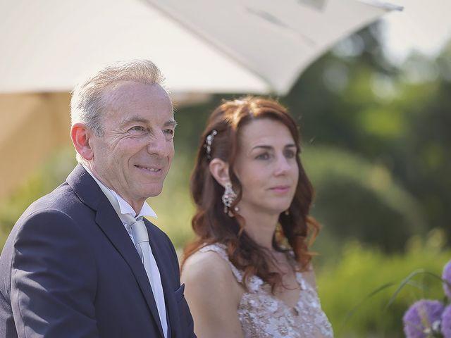 Il matrimonio di Dario e Cinzia a Iseo, Brescia 20
