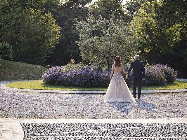 Il matrimonio di Dario e Cinzia a Iseo, Brescia 21