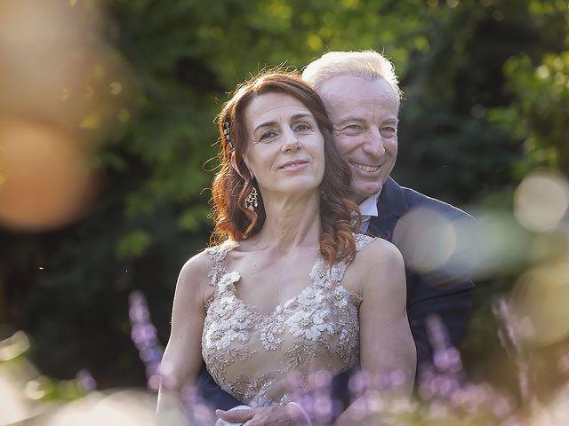 Il matrimonio di Dario e Cinzia a Iseo, Brescia 25