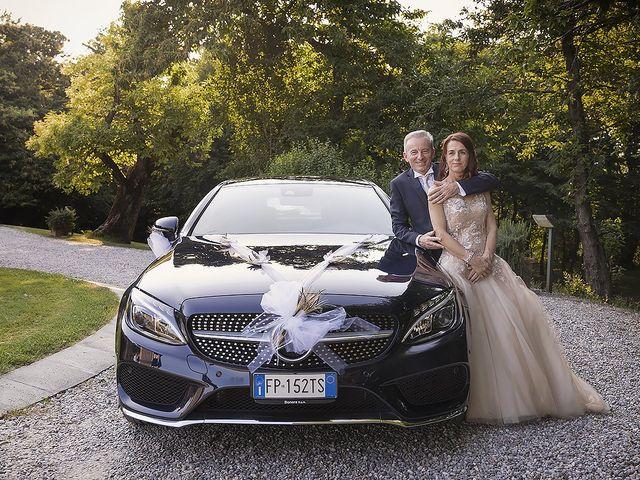 Il matrimonio di Dario e Cinzia a Iseo, Brescia 27