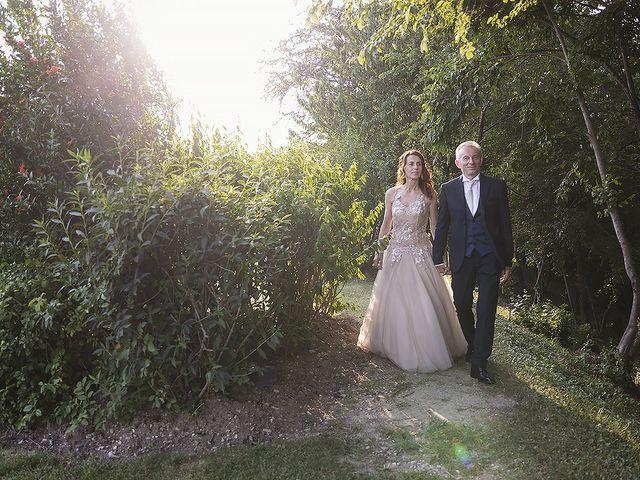 Il matrimonio di Dario e Cinzia a Iseo, Brescia 28