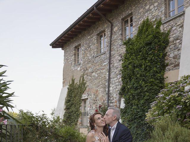 Il matrimonio di Dario e Cinzia a Iseo, Brescia 29