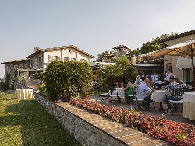 Il matrimonio di Dario e Cinzia a Iseo, Brescia 36