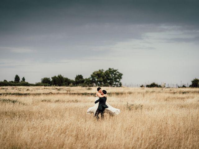 Le nozze di Damiano e Giovanna