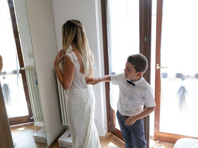 Il matrimonio di Andrea e Gabriella a Lissone, Monza e Brianza 10