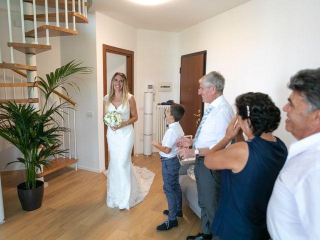 Il matrimonio di Andrea e Gabriella a Lissone, Monza e Brianza 16