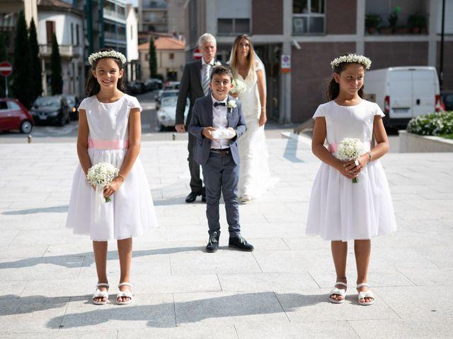 Il matrimonio di Andrea e Gabriella a Lissone, Monza e Brianza 28