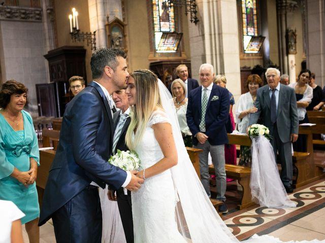 Il matrimonio di Andrea e Gabriella a Lissone, Monza e Brianza 32