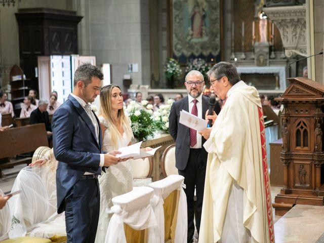 Il matrimonio di Andrea e Gabriella a Lissone, Monza e Brianza 38
