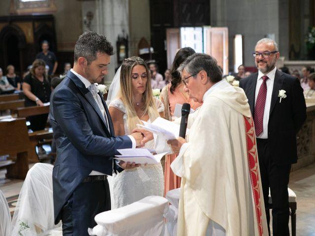 Il matrimonio di Andrea e Gabriella a Lissone, Monza e Brianza 40
