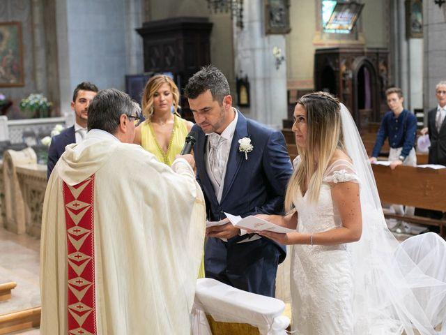 Il matrimonio di Andrea e Gabriella a Lissone, Monza e Brianza 42