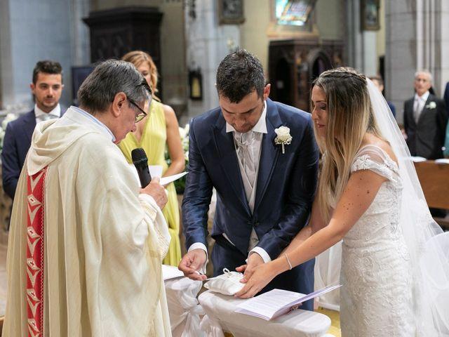 Il matrimonio di Andrea e Gabriella a Lissone, Monza e Brianza 43